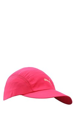 Puma Duocell Tech Love Potion Solid Polyester Running Cap 21d779b6acc8