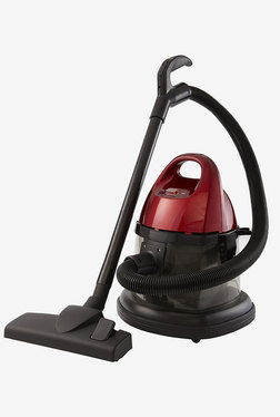 Eureka Forbes Mini Wet and Dry 700W Vacuum Cleaner (Red/Black)