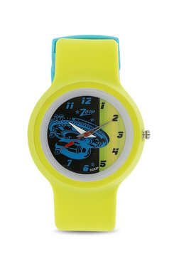 dcdaf76b92a Zoop NKC3029PP08 Space Age Analog Watch for Men