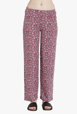 Blush By PrettySecrets Pink Printed Pyjamas - Mp000000002111302