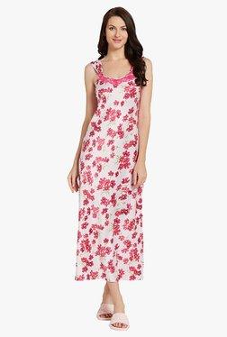 Blush By PrettySecrets Pink Floral Print Nightdress