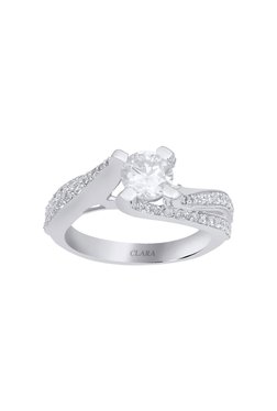 Silver Rings   Buy Silver Rings Online in India at Tata CliQ
