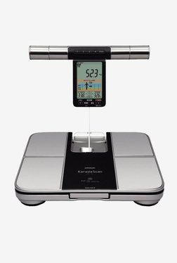 Omron HBF-701 Karada Scan Body Composition Monitor (Black)