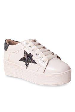 52d0b95a8aeb Lishabee by MSC Black   White Sneakers