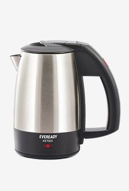 Eveready KET501 0.5 L Travel Electric Kettle (Black)