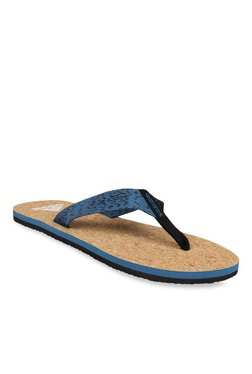 4f7de9c90a863 Adidas Beach Cork Navy Blue Slippers for Men online in India at Best ...