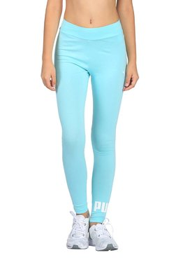 3c2e18aea458 ... CL BLUE TRACK PANTS BOYS. TATACLIQ TATACLIQ. Puma Blue ESS No.1 Leggings