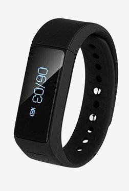 Enhance Smart I5 Plus Limited Edition Premium Fitness Band (Black)