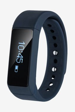 Enhance Smart I5 Plus Limited Edition Premium Fitness Band (Blue)