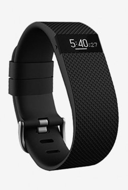 Enhance Limited Edition Ultimate ID100HR Premium Fitness Band (Black)