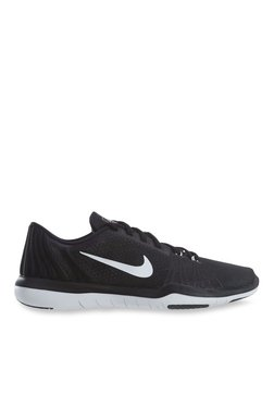 6d9de4ab1a6b0 ... ORANGE TRAINING SHOES WOMEN. TATACLIQ TATACLIQ. Nike Flex Supreme TR 5  Black Training Shoes