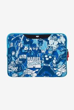 "Stuffcool Marvel Soft Laptop Sleeve (Comic 2) For 15.4"" MacBook Pro/14"" Laptop"