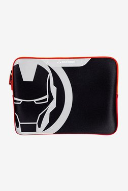 "Stuffcool Marvel Soft Laptop Sleeve (Iron Man) For 13.3"" MacBook Pro/13.3"" Laptop"