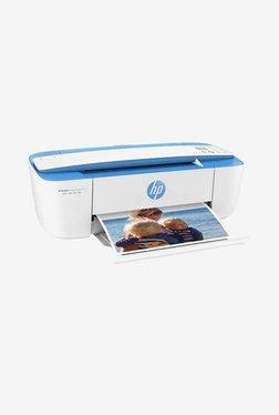 HP DeskJet Ink Advantage 3775 All-in-One Printer (White/Blue)