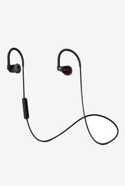 JBL Under Armour Sport Wireless HR BT Earphone with Mic (Black)
