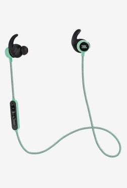 JBL Reflect Mini Bluetooth Earphone with Mic (Teal)