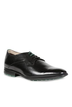 df96e1c606e9 Clarks Gleeson Walk Black Derby Shoes