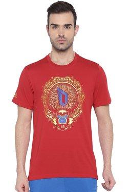 9d3af1b040f4 Buy Adidas T-shirts - Upto 50% Off Online - TATA CLiQ