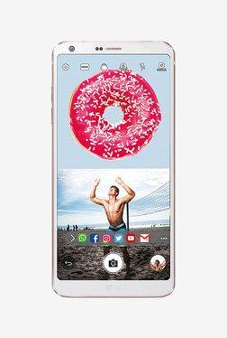 LG G6 64 GB (Mystic White) 4GB RAM, Dual SIM 4G