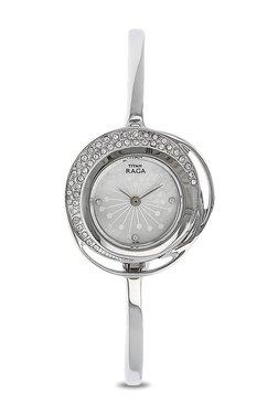 Titan NK95003SM01 Raga Essentials Analog Watch for Women image