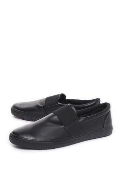 SOLEPLAY By Westside Black Dress Loafers