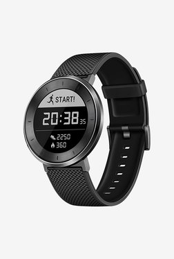 Huawei Fit Large HR Smart Fitness Watch (Black)