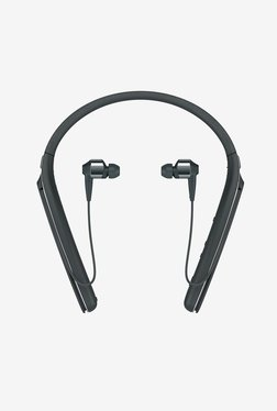 Sony WI-1000X Wireless In Ear Headphones with Mic (Black)