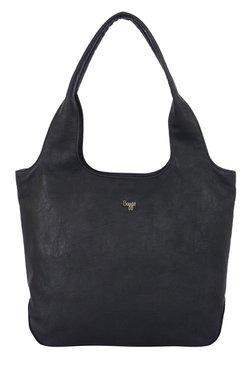 Baggit Alaska Black Solid Shoulder Bag