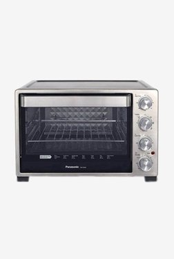 Panasonic NB-H3200 32L 1500W Oven Toaster Griller (Metallic Silver)