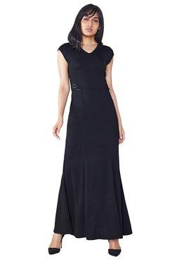 AND Black Maxi Dress