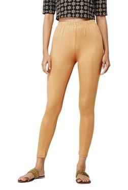 699d1af8a6280 Buy Global Desi Leggings - Upto 70% Off Online - TATA CLiQ