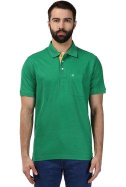 Raymond Green Short Sleeves Polo T-Shirt