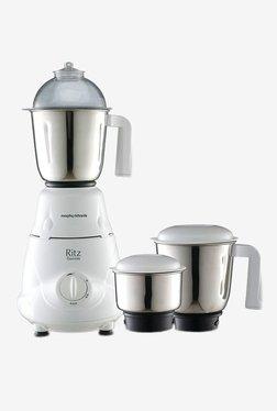 Morphy Richards Ritz Essentials 600 W 3 Jar Mixer Grinder White