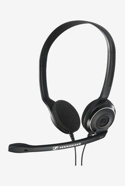 Sennheiser PC 8 USB On The Ear Headset with Mic (Black)