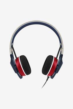 Sennheiser Urbanite On The Ear Headphones for iPhone/iPod/iPad (Blue/Red)
