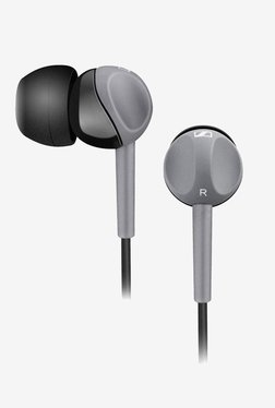 Sennheiser CX 180 Street II In-Ear Headphone (Black/Grey)