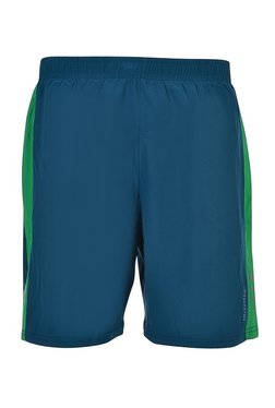 Outpace By Sportzone Blue Running Shorts