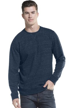 de9257b20479b Jockey Dark Blue Full Sleeves Sweatshirt - 2716