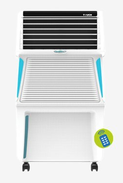 Symphony Touch 35 Litre Air Cooler (White)