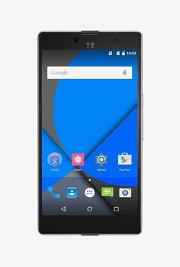 Yu YUPHORIA 16 GB (Black & Silver) 2 GB RAM, Dual Sim 4G