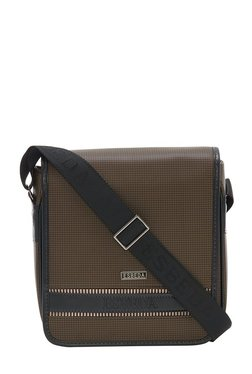 Esbeda Brown PU Sling Bag - Mp000000002204264