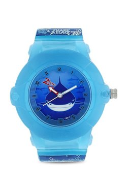 Zoop NK16001PP02 Glow In The Dark Analog Watch For Boys