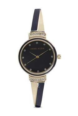 Anne Klein AKB2216NVST Analog Watch for Women image