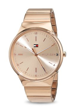e8d77482046c Tommy Hilfiger Watches At UPTO 40% OFF Online In India At TATA CLiQ