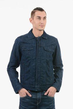 Pepe Jeans Blue Denim Denim Jacket - Mp000000002230418
