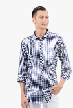 Pepe Jeans Navy Cotton Shirt - Mp000000002230922