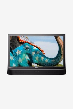TCL 24D2900 61 cm (24 Inch) HD Ready LED TV (Black) TATA CLiQ Rs. 9999.00