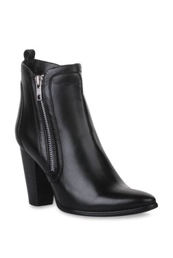 Bruno Manetti Black Casual Booties - Mp000000002238771