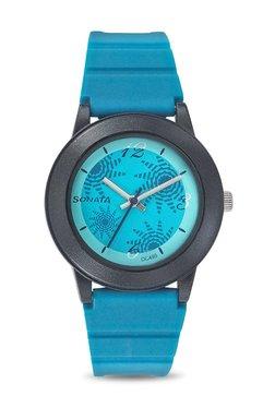 Sonata NJ8992PP01C Analog Watch for Women