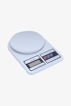 MCP KWS01 10 Kg Electronic Kitchen Digital Weighing Scale (White)